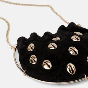 Zara Bags - NWT Zara Leather Mini Crossbody